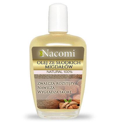 Cenny i skuteczny olejek ze słodkich migdałów